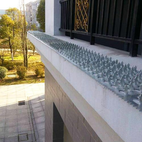 Anti climb wall spikes   metal anti climb wall spikes